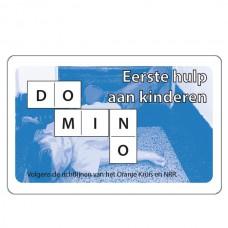 Digitaal Dominospel Eerste hulp aan kinderen