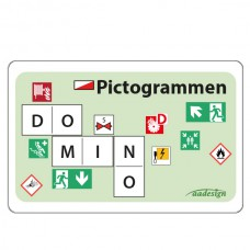 Digitaal Dominospel Pictogrammen
