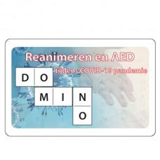 Reanimeren en AED tijdens COVID-19 pandemie