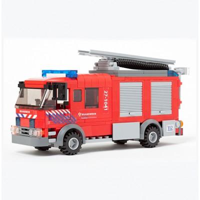 Brandweer Tankautospuitwagen (NL)
