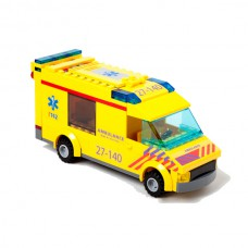 Ambulance NL-striping