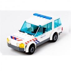Politie Auto NL-striping