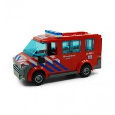Brandweer Commando voertuig (Transporter T5)