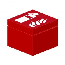 Signaalsteen Handbrandblusser 7010