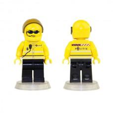 MiniFig Motoragent (NL)