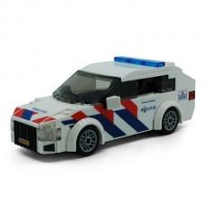Politie Auto Audi A6 NL-striping