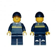MiniFig Politieagent - nieuw uniform (NL)