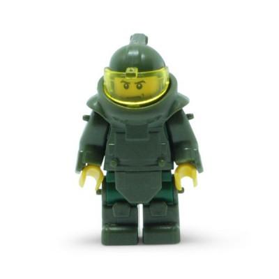 MiniFig Defensie EOD Bom ontmatelaar