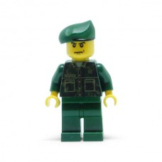 MiniFig Defensie EOD Chauffeur