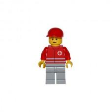 MiniFig ETS Rode Kruis Lid (NL)
