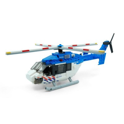 Politie Helicopter EC-135 NL-striping
