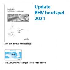 Update en aanvulling 2021 BHV bordspel