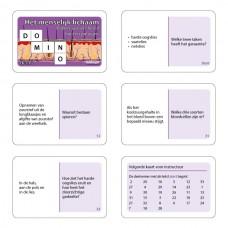 Dominospel Het menselijk lichaam Deel 2