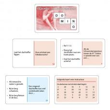 Dominospel Warmte- en koudeletsels