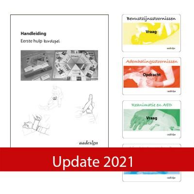 Update Eerste hulp bordspel 2021